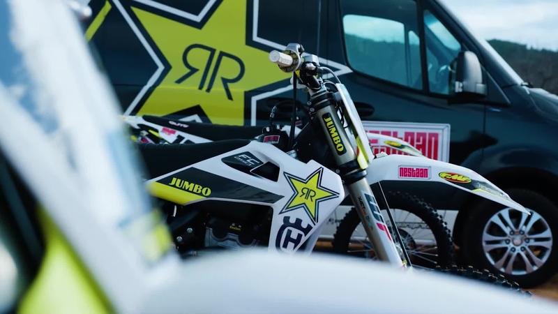 2020 MX 2   Rockstar Energy Husqvarna Factory Racing