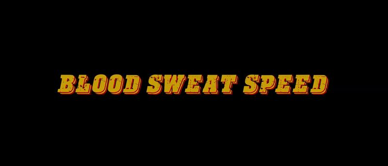 Blood Sweat Speed (Jeff Jones Documentary) Feature