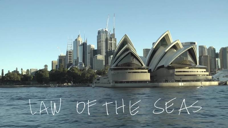 ADIDAS Skateboarding presents - Law Of The Seas