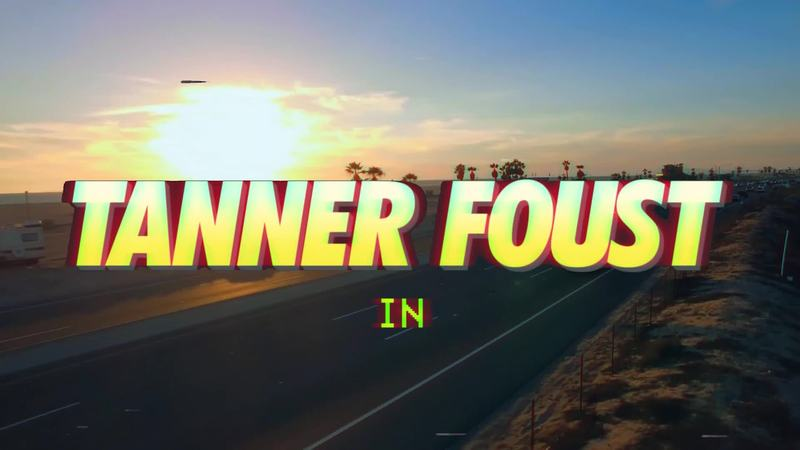 Tanner Foust - QUANTUM DRIFT II