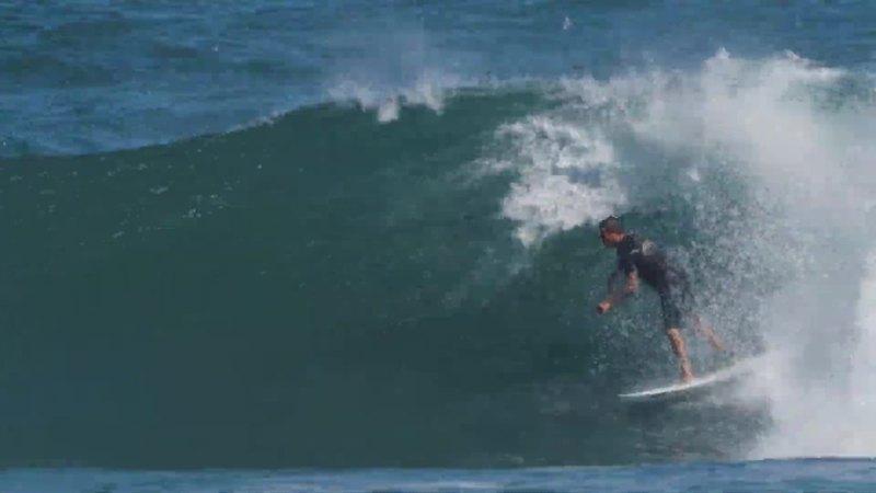 Albee Layer - Secret Surf in Maui