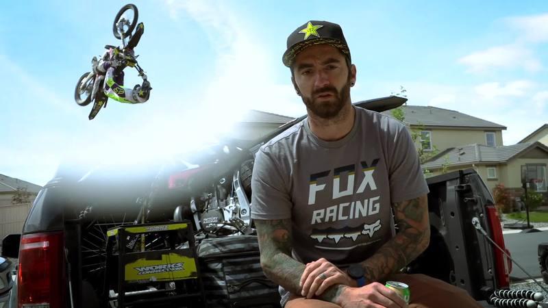 FMX Tricks with Adam Jones Ep 3 – The Backflip